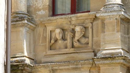 177 Adam et Eve, Château de Fontaine-Henry