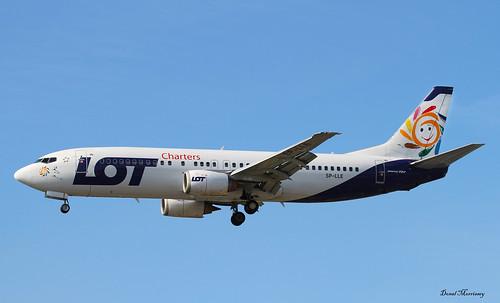 B734 - Boeing 737-45D
