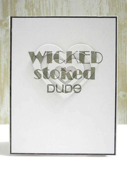 Wicked Stoked Dude