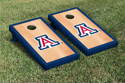 Arizona Wildcats Cornhole Game Set Hardcourt