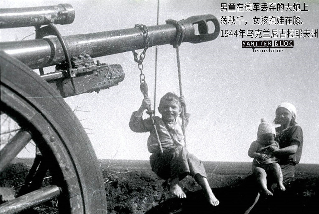 伟大卫国战争中的儿童01