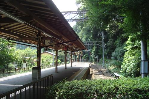 2014/07 叡山電車 鞍馬駅 #04