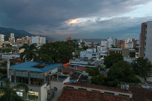 longexposure sunset skyline colombia cityscape cloudy bluehour bucaramanga santanderdepartment dflmc