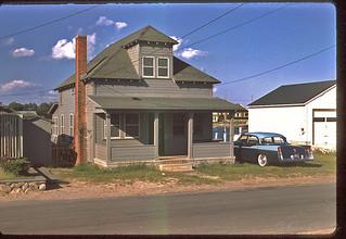 322 West Shore Avenue, Groton Long Point, in 1958