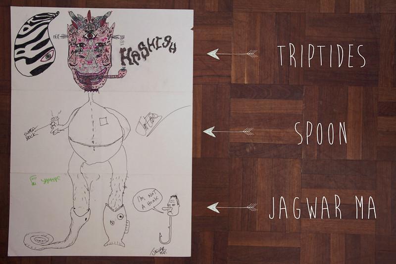 Triptides | Spoon | Jagwar Ma