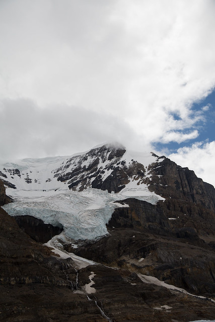 Colombia Ice Field