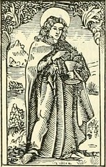 """Image from page 483 of """"The New Testament of our Lord and Saviour Jesus Christ, published in 1526. Being the first translation from the Greek into English, by that eminent scholar and martyr, William Tyndale. Reprinted verbatim, with a memoir of his life"""