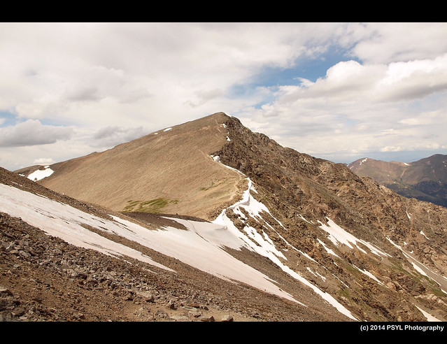 Torreys Peak (14,275 ft / 4,351 m)