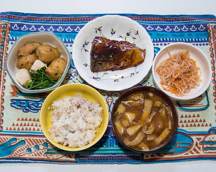 2014年8月1日の晩ご飯