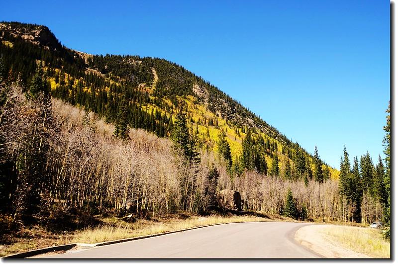 Guanella Pass in Fall, Colorado 8