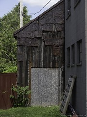 Door to Old Shed