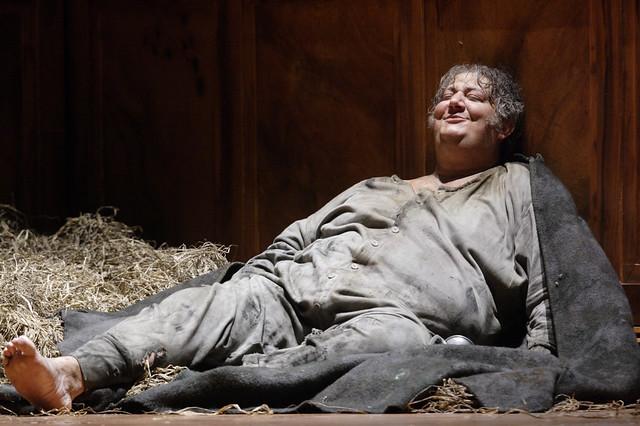Ambrogio Maestri in Falstaff, The Royal Opera © ROH/Catherine Ashmore, 2012