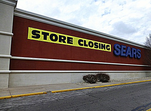 Sears Closing Findlay, Ohio