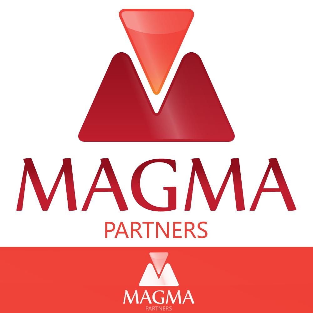 MAGMA Partners logóterv