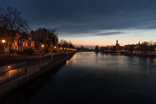 batis25 city colors dawn light motalaström norrkoping outdoor river sky skyline sunrise water cityscape