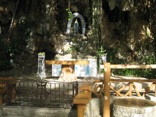 saipan santalourdes shrine catholic kummerle