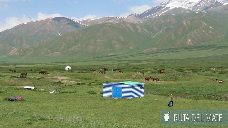 Suusamyr a Jalal Abad Kirguistán (4)