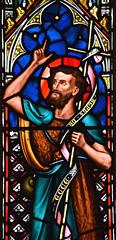 St John the Baptist (Lavers & Barraud, 1867)