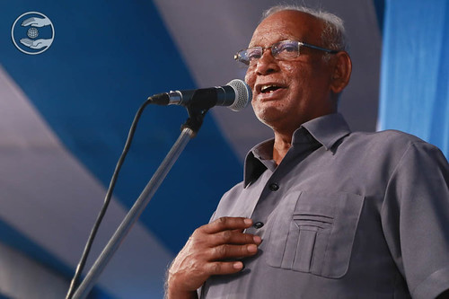 Ram Rantan Sahu from Panagarh, expresses his views