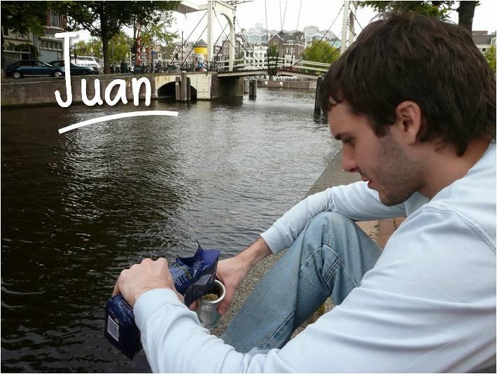 Juan de Ruta del Mate