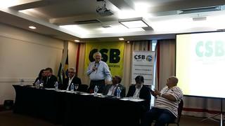 I Encontro Nacional de Profissionais Liberais da CSB