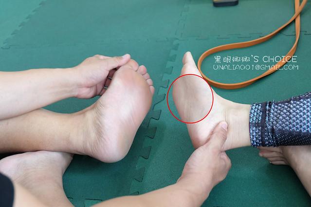 台南康體運動空間赤腳