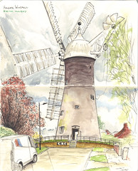 Holgate Windmill, York, Easter Monday