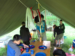 Scout Summer Camp 2012