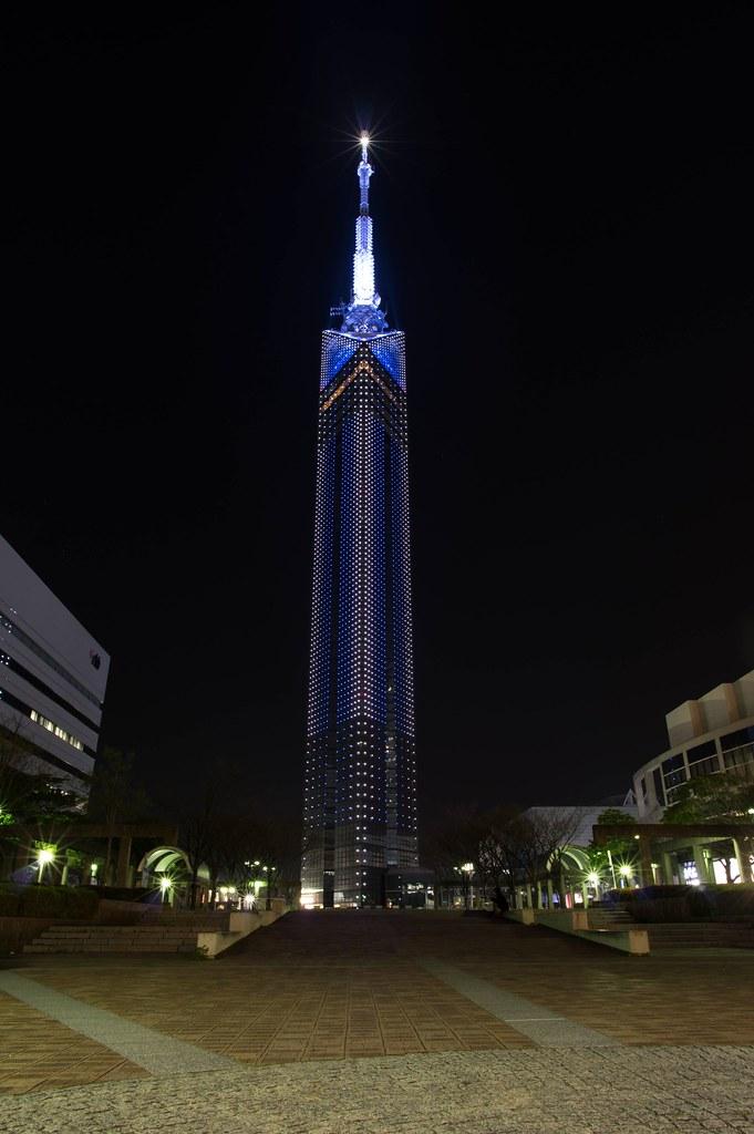 Fukuoka Tower K3 + DA 15mm