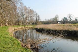 Trave bei Sehmsdorf
