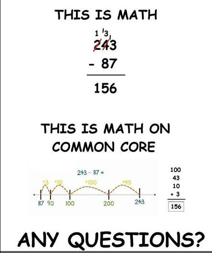 on common core math | ferrett steinmetz