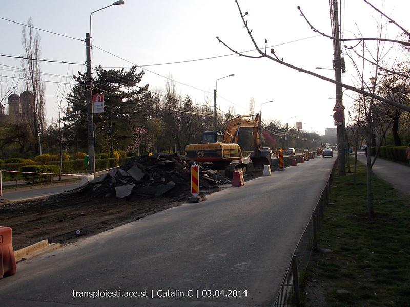 Traseul 102, etapa I: Bucla Nord ( Sp. Județean ) - Intersecție Republicii - Pagina 2 13605601533_350ecf5cf7_c