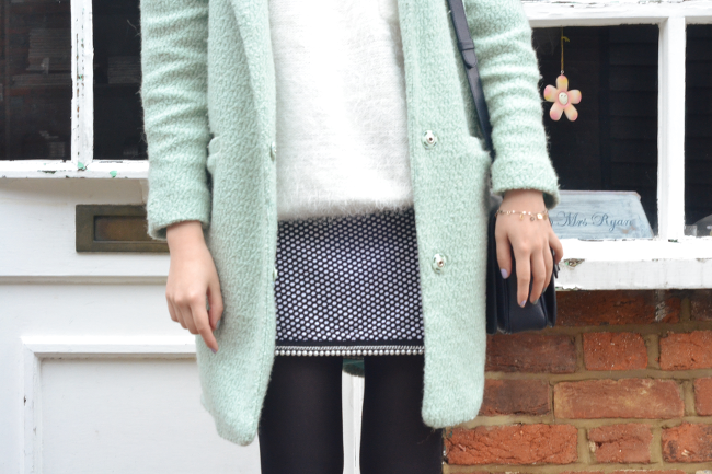 Daisybutter - UK Style and Fashion Blog: what i wore, outfit of the day, SS14, spring outfits