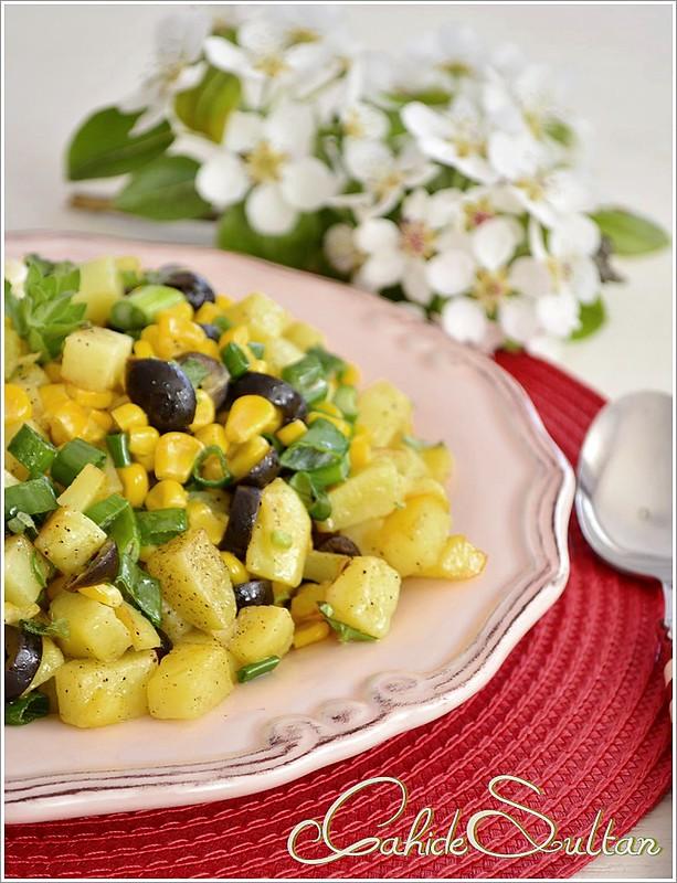 zeytinli salata1