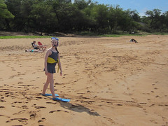 Snorkeling at Poolenalena Park