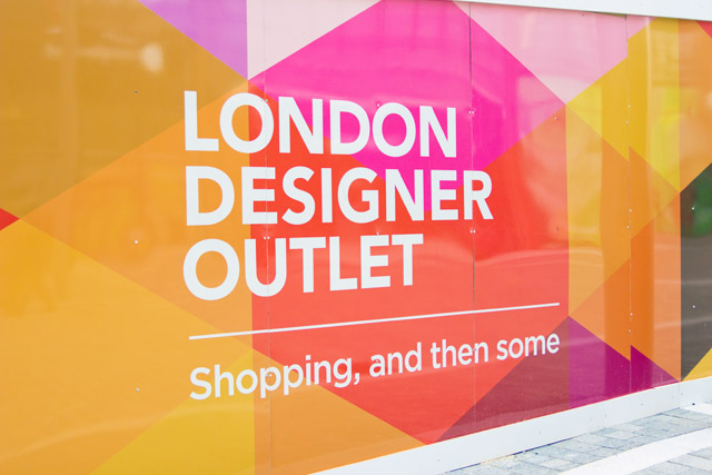 London Designer Shopping Outlet Wembley