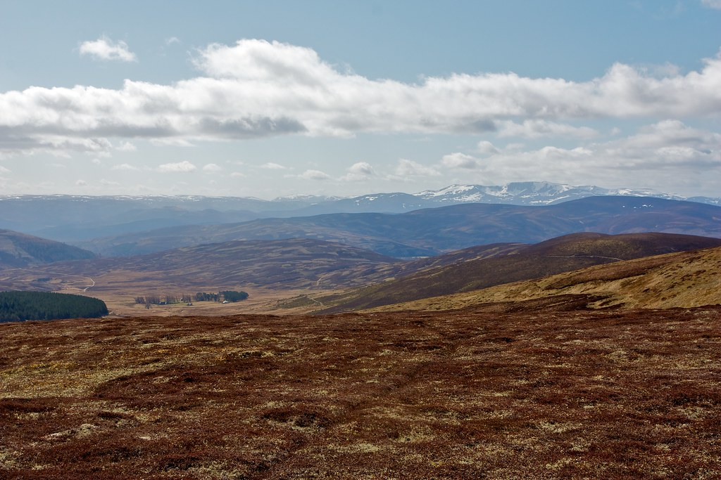 Morven Lodge and Lochnagar