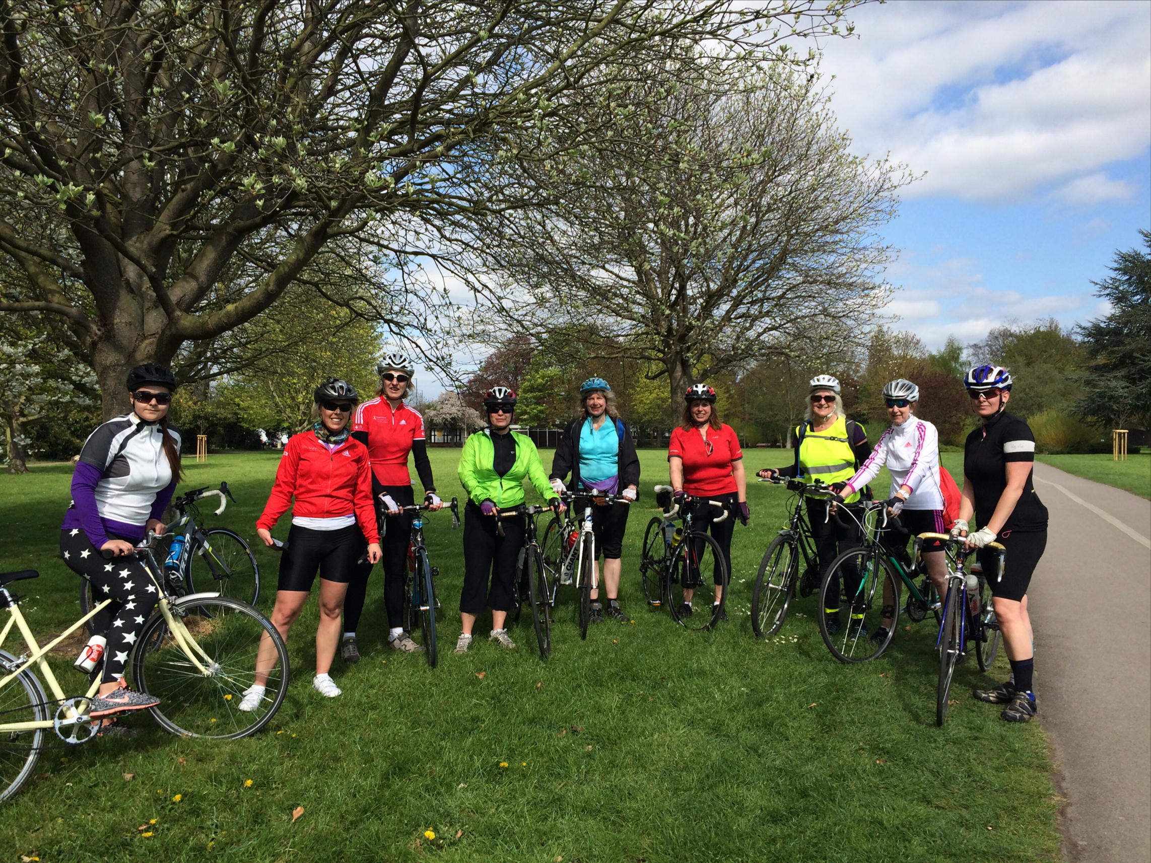 #BreezeNetwork London to Cambridge April 2014
