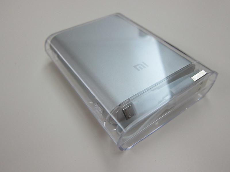Xiaomi Mi 10,400mAh Power Bank - Packaging Back