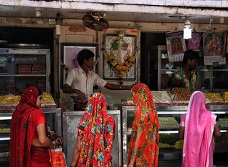 Womens in market, Mumbai