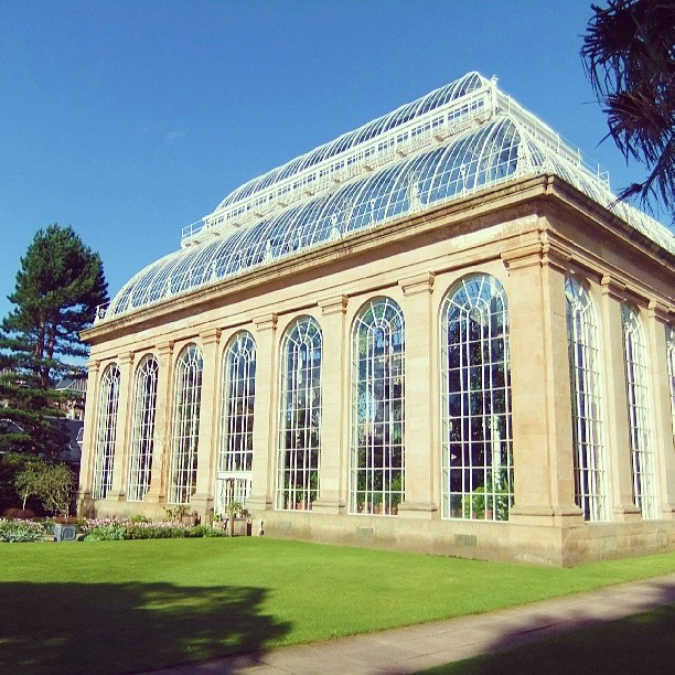 Kuva Botanical Gardens Edinburgh