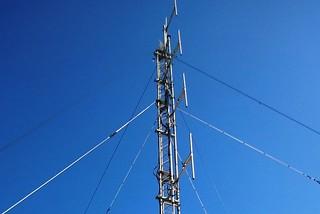 Noicattaro. Antenna Radio Alta front