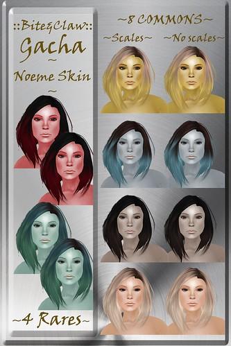 ::Bite&Claw:: Noeme Fantasy Skin