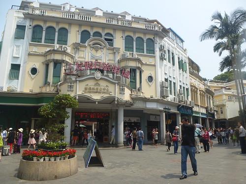 Fujian-Gulang Yu- Centre de l'ile-Ruelles (3)
