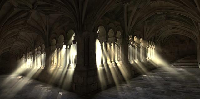 la_magia - Colandose la luz