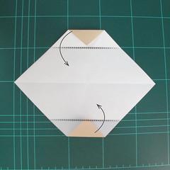 การพับกระดาษเป็นรูปเรือเรือสำปั้น (Origami Sampan) 003