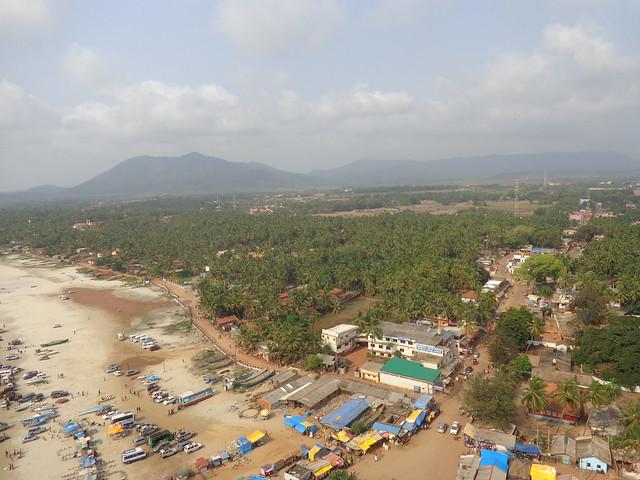 Murdeswara town