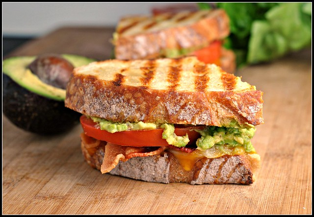 Ultimate BLT Grilled Cheese 2