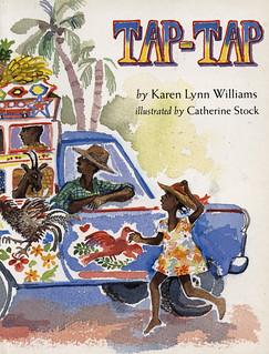 Haiti - Tap Tap by Karen Williams