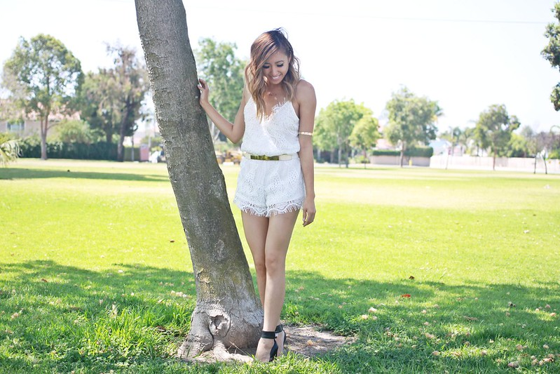 lucky magazine contributor,fashion blogger,lovefashionlivelife,joann doan,style blogger,stylist,what i wore,my style,fashion diaries,outfit,luna b,shop luna b,luna boutique,romper,lace,summer style,fashion trends,you got it right,people style watch